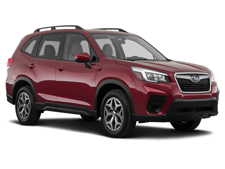 2020 Subaru Forester by Rally Subaru